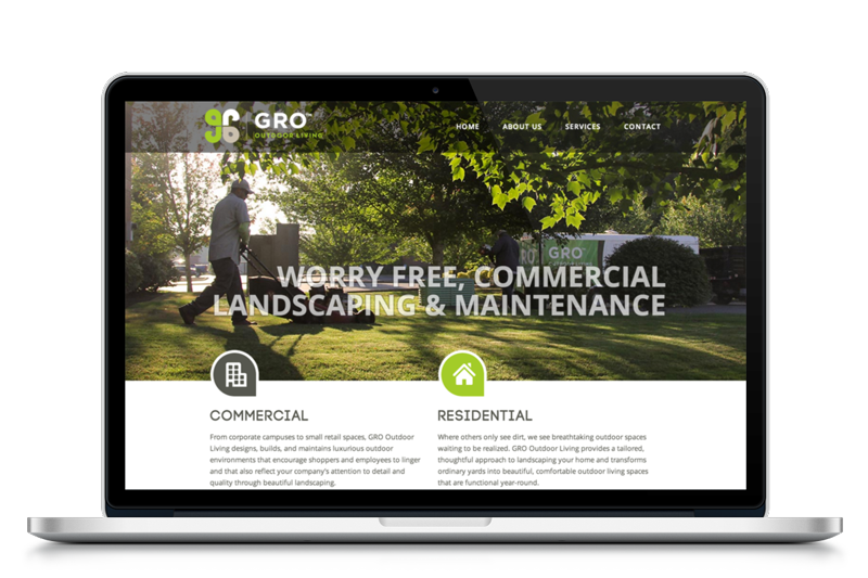 Website Development for GRO